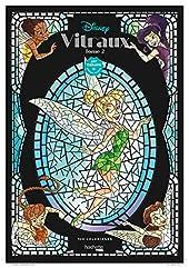 Coloriages Disney Vitraux tome 2 de Jean-Luc Guérin