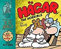 Hagar the Horrible: The Epic Chronicles: The Dailies 1977-1978 by Dik Browne(2012-09-25)