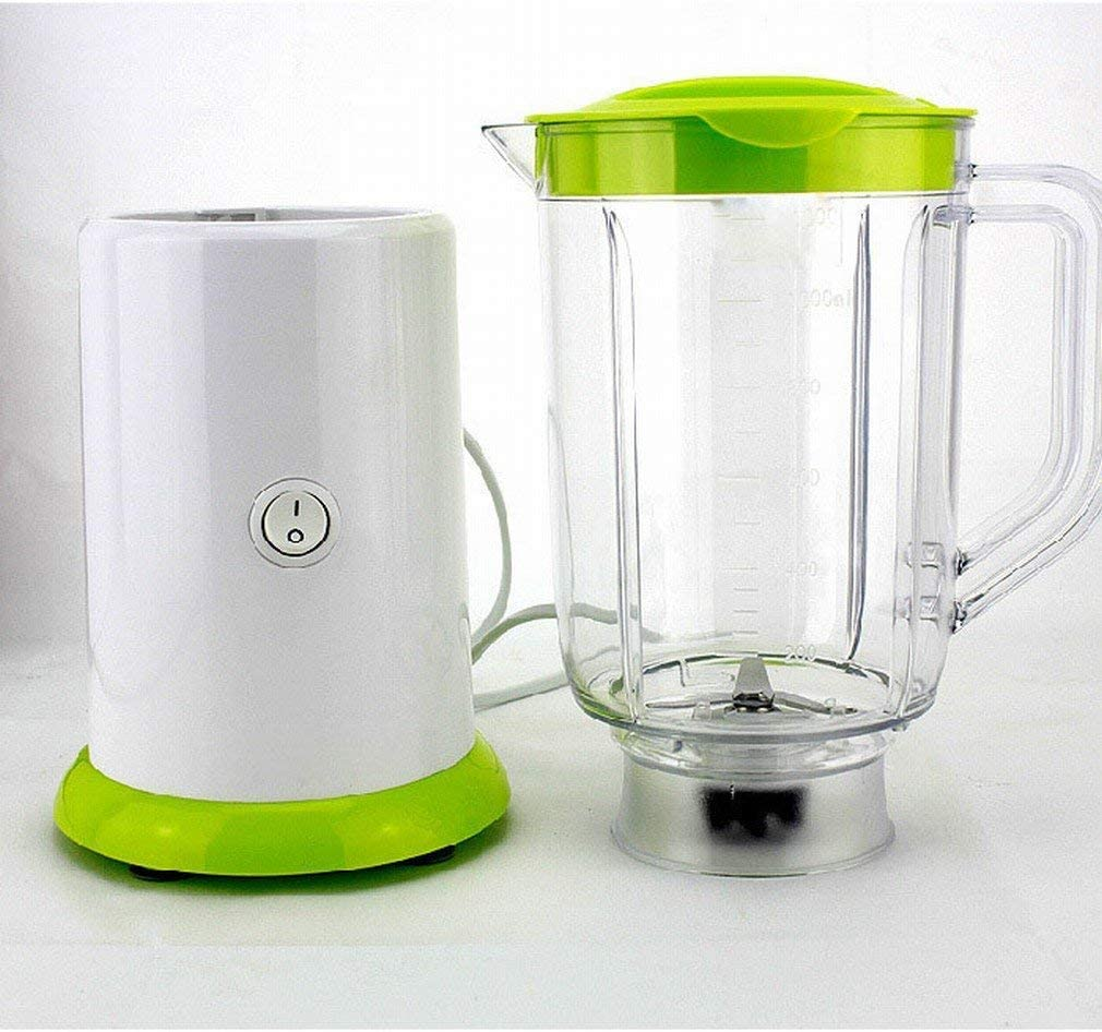 Multi - Suplemento funcional del hogar Pequeño Alimentación Infantil leche de soja mezclador exprimidor jugo de la máquina, 1 LMMS (Color : 1) 1