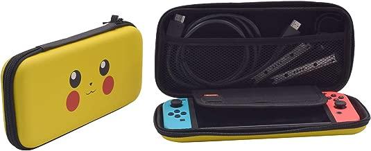 Nintendo Switch Pikachu Carrying Case