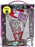Nancy - Pullovers para muñeca, Color Gris (Famosa 700012071)