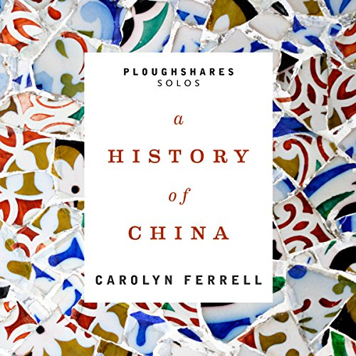 A History of China audiobook cover art