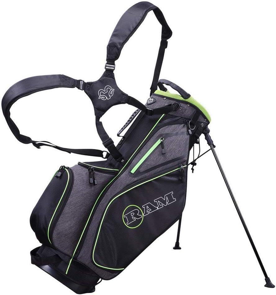 Very popular! Ram Golf Premium Tour Carry Bag Colorado Springs Mall Stand