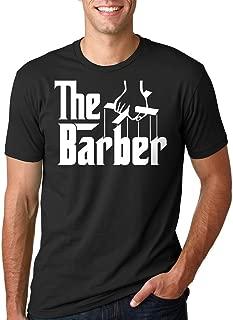 Barber T-Shirt Gift for Barber Barbershop Tee Shirt