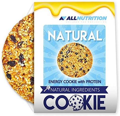 Allnutrition Energy Cookie Keks con proteínas y frutas, sin ...