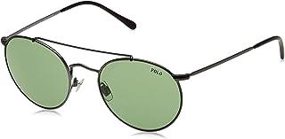 بولو نظارة شمسية للرجال ، رمادي - 3114