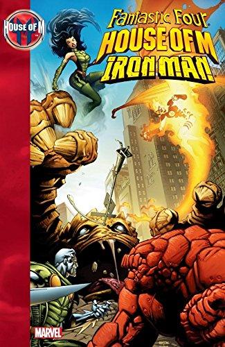 House of M: Fantastic Four / Iron Man (English Edition)