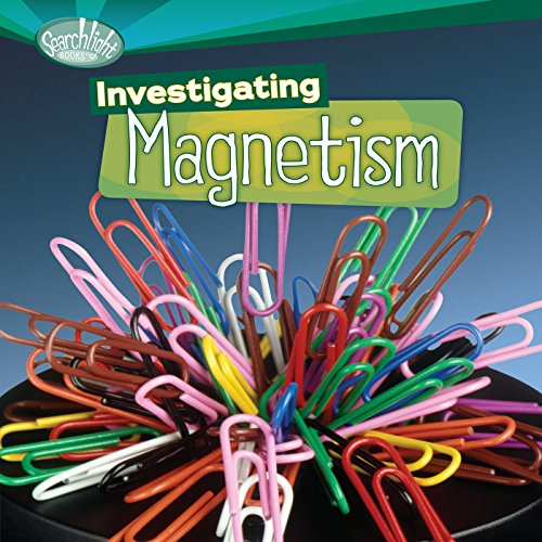 Investigating Magnetism audiobook cover art