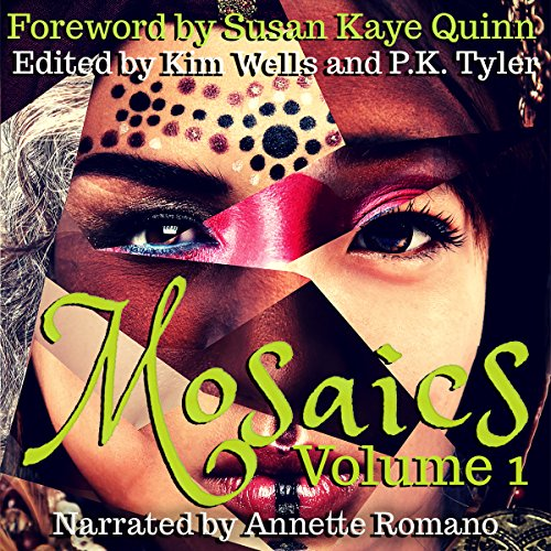 Mosaics audiobook cover art