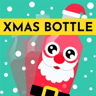 XMAS Idle Bottle Flipper - FLIP Christmas Bottle Challenge: Flipping Extreme Arcade Game 2K18