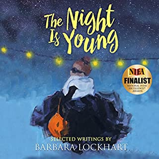 The Night Is Young audiobook cover art