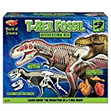 KandyToys TY8898 World of Science Fossil Dissection Kit-Create Your Own Fun T-rex
