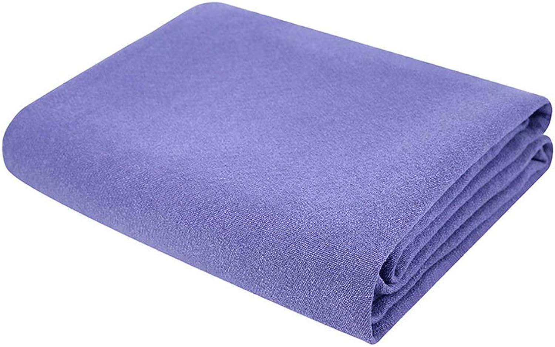 KLEDDP Dicke Rutschfestes Yoga Handtuch Yoga-Matte Handtuch Decke Handtuch Decke Handtuch Fitness Yogamatte