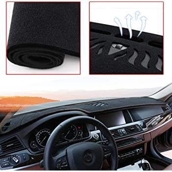 Cartist Dashboard Mat Cover Dash Cover Nonslip Dashboard Mat Protector Sunshade No Glare for BMW X3 2018 2019 2020