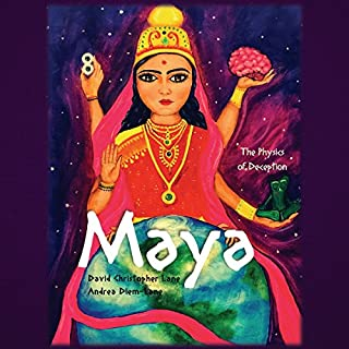 Maya: The Physics of Deception audiobook cover art