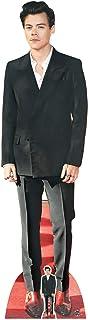 Star Cutouts Ltd Harry Styles CS734 - Poste de 1 dirección (cartón, tamaño Real, Altura 182 cm, para Aficionados, Amigos y...