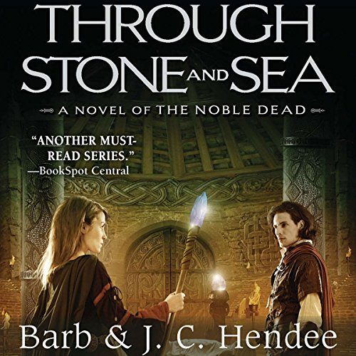 Through Stone and Sea cover art