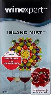 Island Mist Pomegranate Zinfandel BONUS KIT Includes Labels