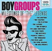 Boy Groups - Milestones Of The Legends (10CD)