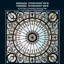 Vorisek / Arriaga: Symphonies in D