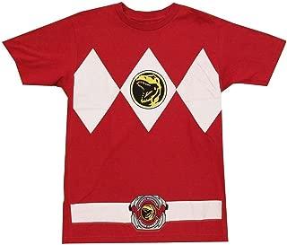 The Green Rangers Costume T-Shirt Tee
