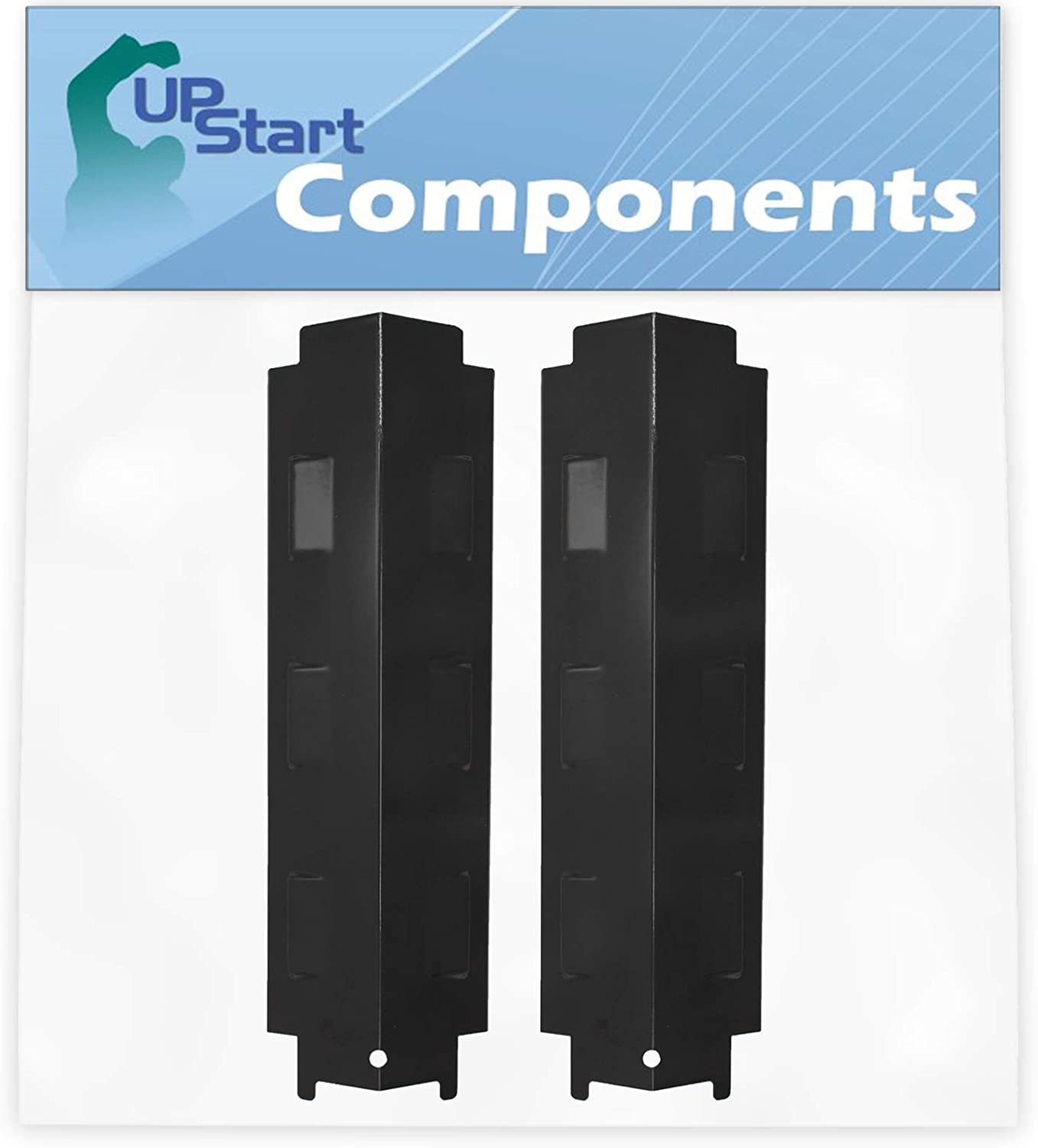 2-Pack BBQ Grill Heat Max 53% OFF Shield Plate for Max 56% OFF Parts Ke Replacement Tent