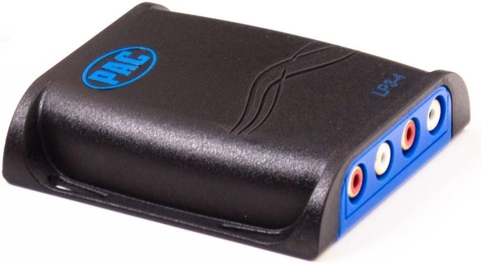 PAC LP3-4 L.O.C. PRO Series 4-Channel Line Output Converter