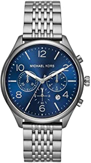 a1c1720c7 Relógio Michael Kors Feminino Merrick Grafite Mk8639/1fn
