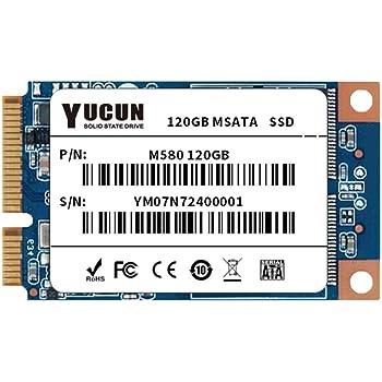 YUCUN MSATA III Disco Duro sólido Interno de Estado sólido 120GB ...
