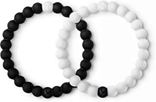 Lokai Black & White Pair