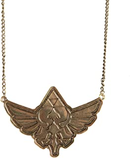 Nintendo Zelda Skyward Sword Triforce Logo Necklace