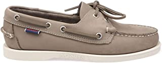 Luxury Fashion | Sebago Men 7000GA0985 Beige Leather Loafers | Spring-summer 20