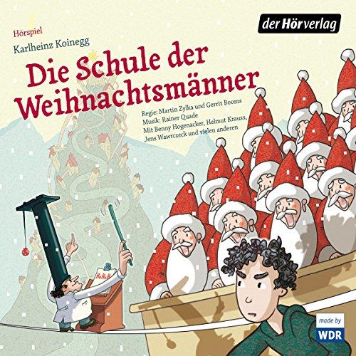 Die Schule der Weihnachtsmänner Titelbild