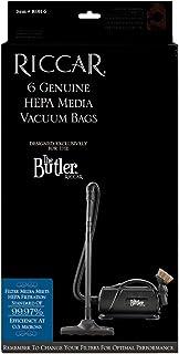 Riccar 6 Genuine HEPA Media Vacuum Bags ROH-6