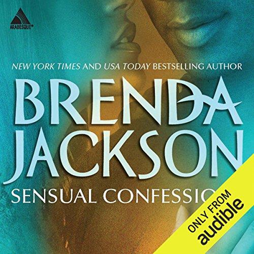 Sensual Confessions audiobook cover art