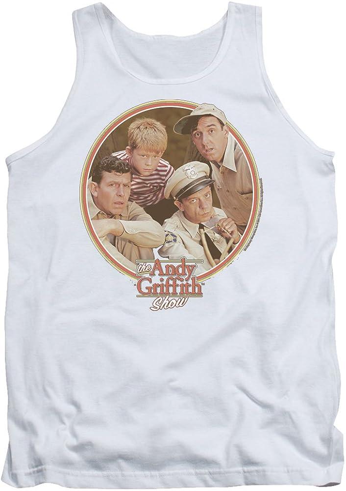 A&E Designs Andy Griffith Show Tanktop Boys Club White Tank