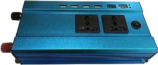 2000 W Inversor de Energia Do Carro Inversor de Energia Solar DC 12 V para AC 220 V Modificado Conversor de Onda Senoidal ...
