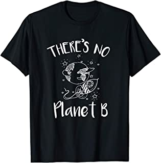 TIANLANGHB There is No Planet B Protect Nature Trees Men Women T Shirt T-Shirt