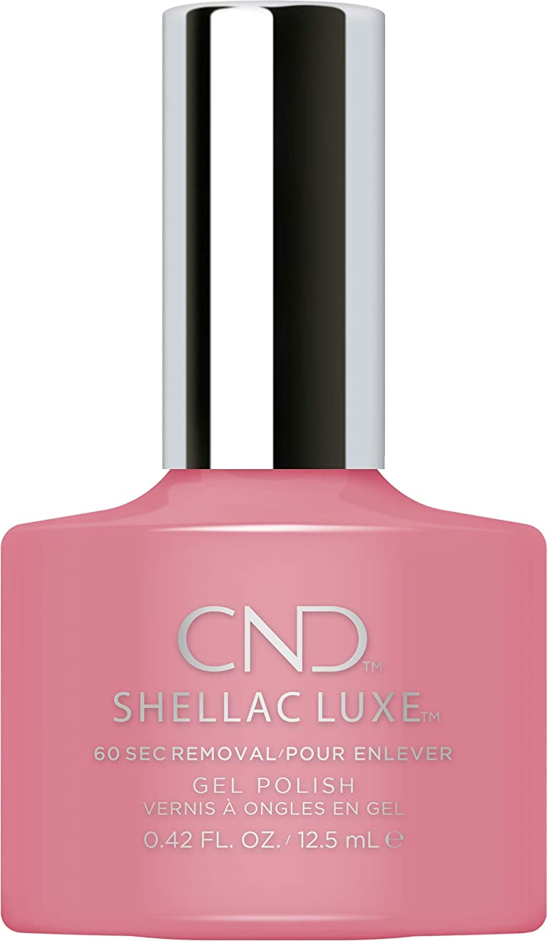 恒久的単なるかるCND Shellac Luxe - Rose Bud - 12.5 ml / 0.42 oz