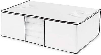 Compactor World Housse de rangement, Blanc, 68,5 x 58,5 x H25,5 cm, RAN633