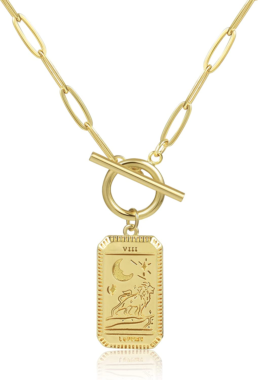 Boston Mall BOUTIQUELOVIN 14K Gold Brand Cheap Sale Venue Dainty Paperclip Link Chain for Necklace