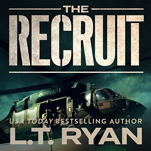The Recruit audiobook cover art