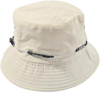 NVKING Men Women Unisex Cotton Bucket Hat Double Side Fishing Cap Visor Sun Wide Brim Sun Hat Cap Accessories