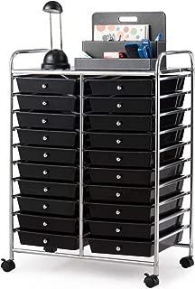 Best 6 drawer rolling organizer Reviews