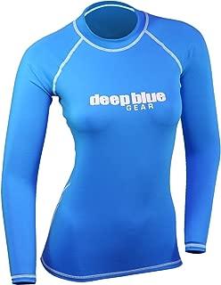 Deep Blue Gear Women's Long Sleeve Rashguard