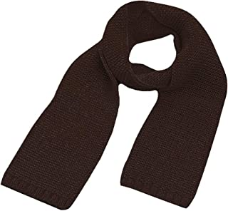 Adela Toddlers Infant Babys Winter Warm Scarf Soft Knitted Scarf Solid Color Wrap Shawl