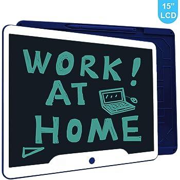 Richgv 15 Pulgadas Tableta Gráfica, Tablets de Escritura LCD ...