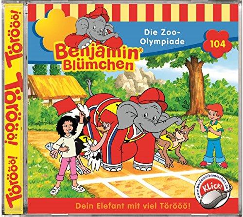 Folge 104: Die Zoo - Olympiade