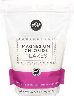 Whole Foods Market, Magnesium Chloride Flakes, 32 oz
