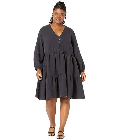 Madewell Plus Lightspun Colette Mini Dress